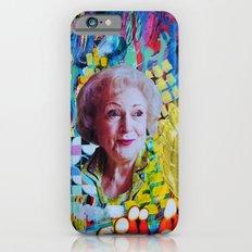 Betty White Slim Case iPhone 6