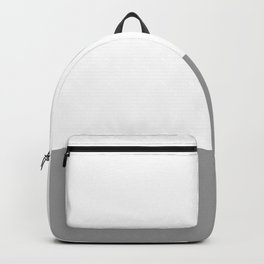 Dipped in Grey Backpack