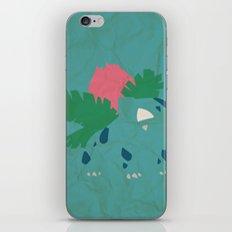 Ivysaur iPhone & iPod Skin