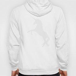 The White Unicorn Hoody