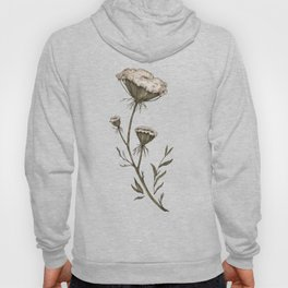 Queen Anne's Lace Hoody