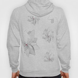 The Flower of my Heart Hoody