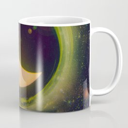 Space Eclipse Coffee Mug