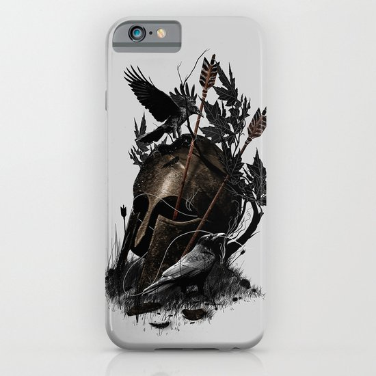 Legends Fall iPhone & iPod Case