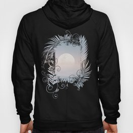 Moon Over Calm Waters Hoody