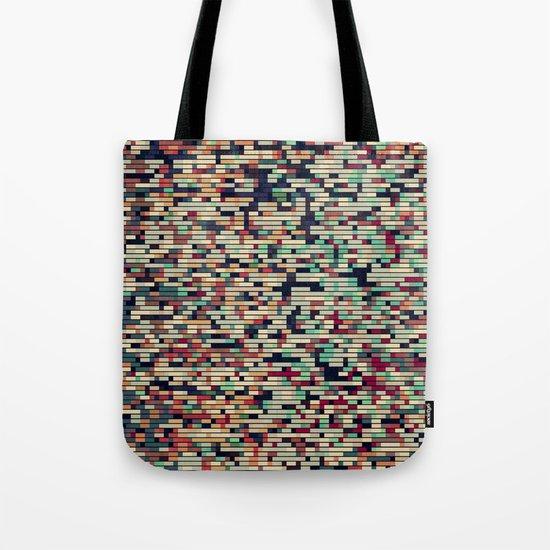 Pixelmania VIII Tote Bag
