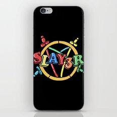 Slayer—For Kids! iPhone & iPod Skin