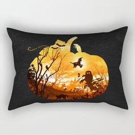 All Hallows Eve Rectangular Pillow