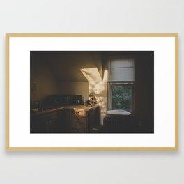 Golden Hour 1 Framed Art Print