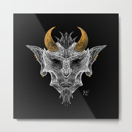 Devil #1 Metal Print