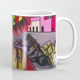 """Texte moi pour l'eau"" Coffee Mug"