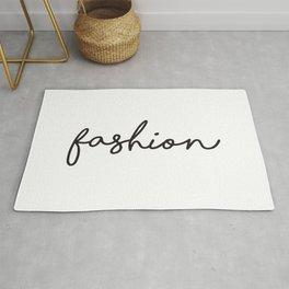 Fashion Prints, Fashion Wall Art, Teen Room, Saloon Sign, Affiche Scandinave, Fashion Typography Rug