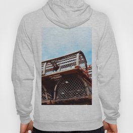 Lobster Trap Stack Hoody