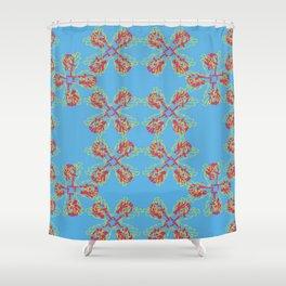 Elephant Cemetery  Shower Curtain