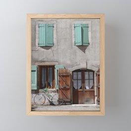 Lavelanet Framed Mini Art Print