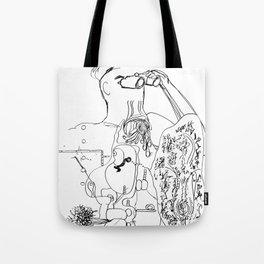 binoculung Tote Bag