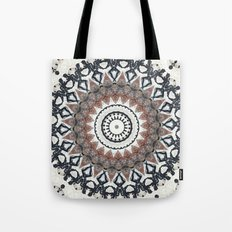 Graffiti Wall Kaleidescope Tote Bag