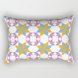 French Affair - By  SewMoni Rectangular Pillow