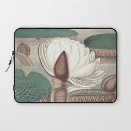 Amazon Water Lily Laptop Sleeve