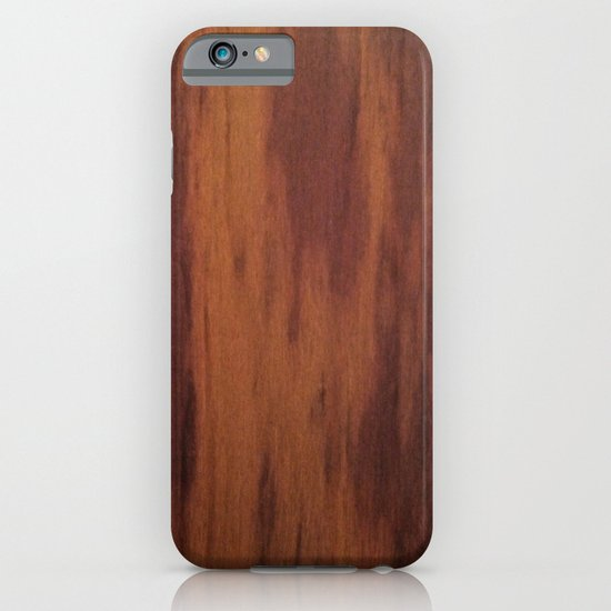 Wood Grain iPhone & iPod Case