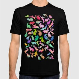 Watercolour Bunnies T-shirt