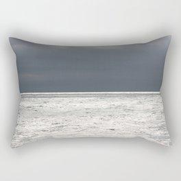 Ominous Ocean Rectangular Pillow
