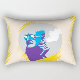 James Augustine Aloysius Joyce Rectangular Pillow
