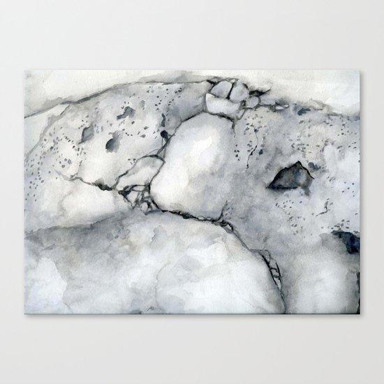 Skeletal Canvas Print
