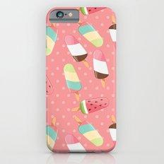 Ice cream 005 iPhone 6s Slim Case