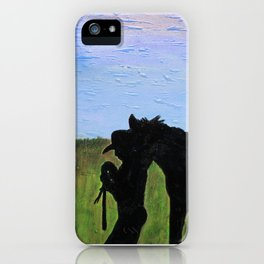 Always That One Horse iPhone Case