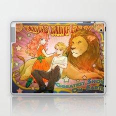 King's Ring Bros Poster Laptop & iPad Skin