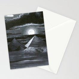 Magical Mysteries Stationery Cards