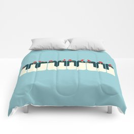 The Penguin Choir Comforters