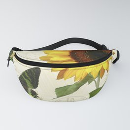 Natural History Sketchbook III Fanny Pack