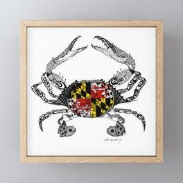 Ol' MD Framed Mini Art Print