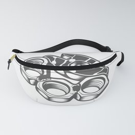 "Fashion Modern Design Print ""Brass Knuckles""! Rap, Hip Hop, Rock style and more Fanny Pack"