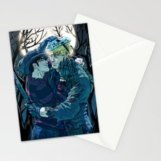 William and Theodore 28 Stationery Cards
