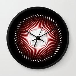 Circle Study No. 469 Wall Clock