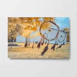 Indigenous Culture Metal Print