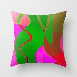 liberate Throw Pillow