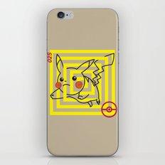 P-025 iPhone & iPod Skin