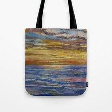 Parfait Sunset Tote Bag