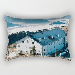 Rigi Kulm Switzerland Rectangular Pillow