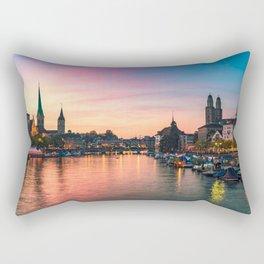 ZURICH 05 Rectangular Pillow