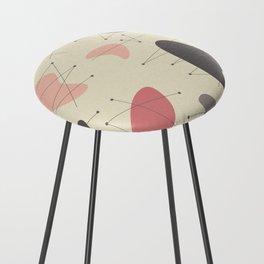 Pendan - Pink Counter Stool