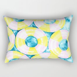 FLOAT AWAY Rectangular Pillow