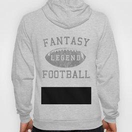 Vintage Fantasy Football Legend Hoody