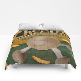 CHedda jALpenO CHeETOoooossss Comforters