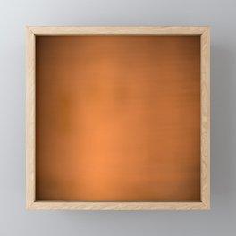 Copper Colored Tile Art #decor #society6 #buyart Framed Mini Art Print