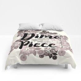 Dime Piece Comforters